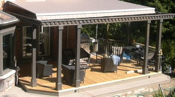 Benefits of Residential Awnings